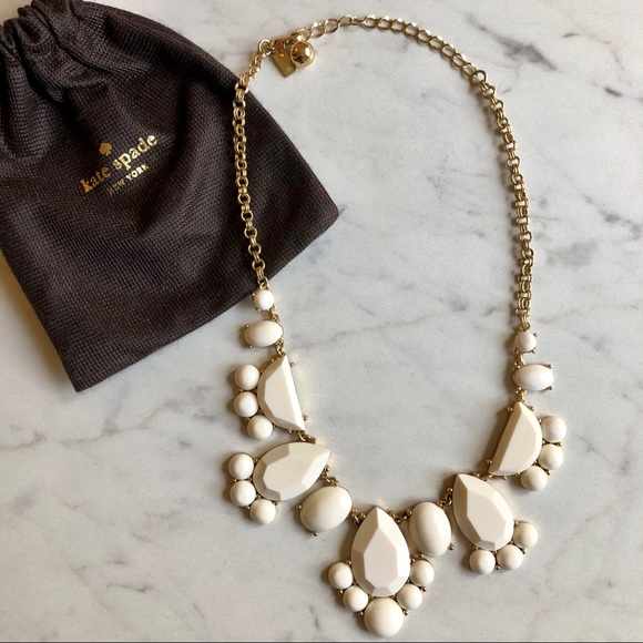 kate spade Jewelry - Kate Spade Day Tripper Statement Necklace